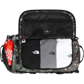 The North Face Base Camp Sac M, burnt olive green digi camo/tnf black